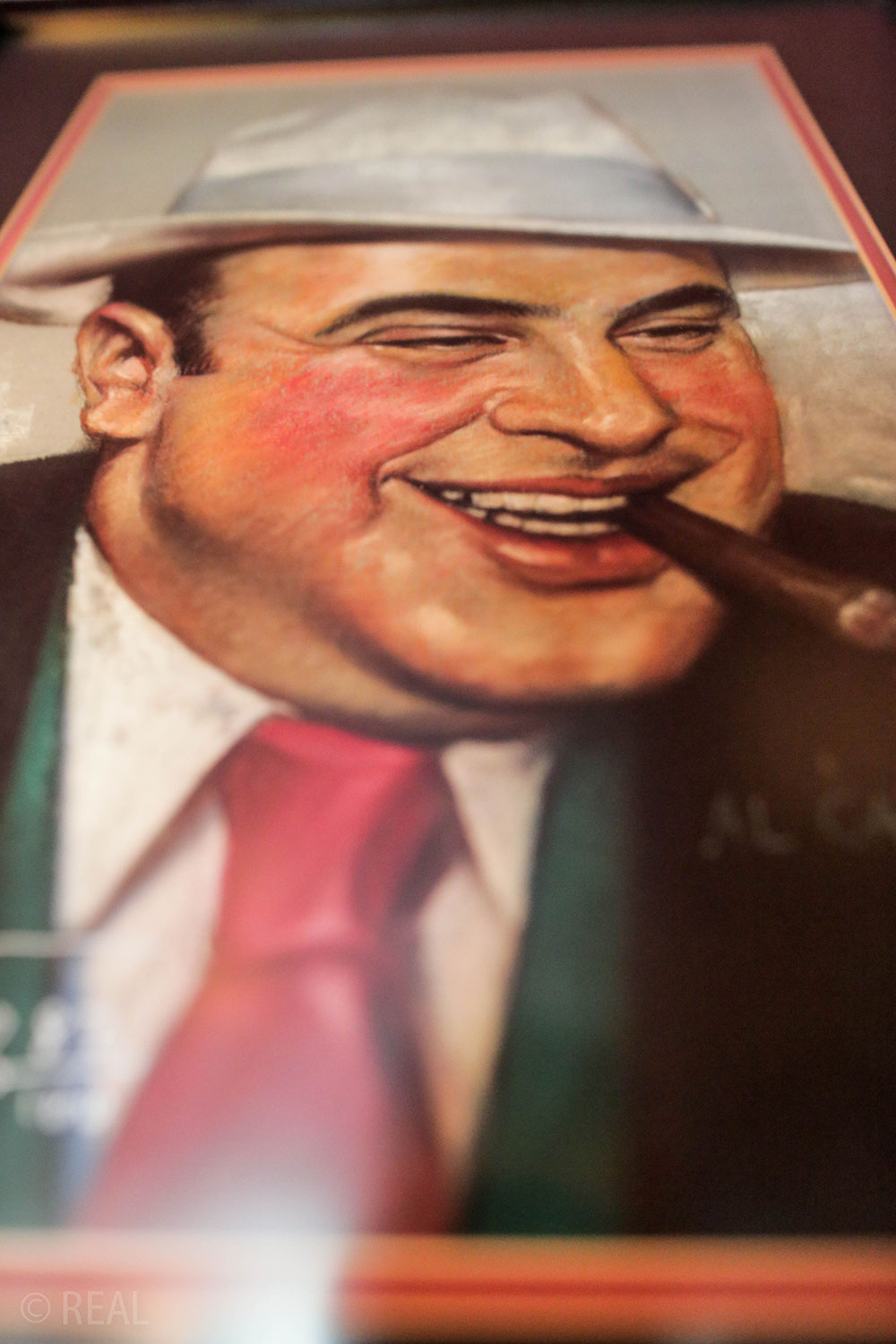 Capone-painting